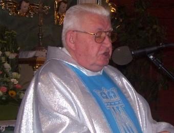 Ksiądz Kanonik Stanisław Majchrzak