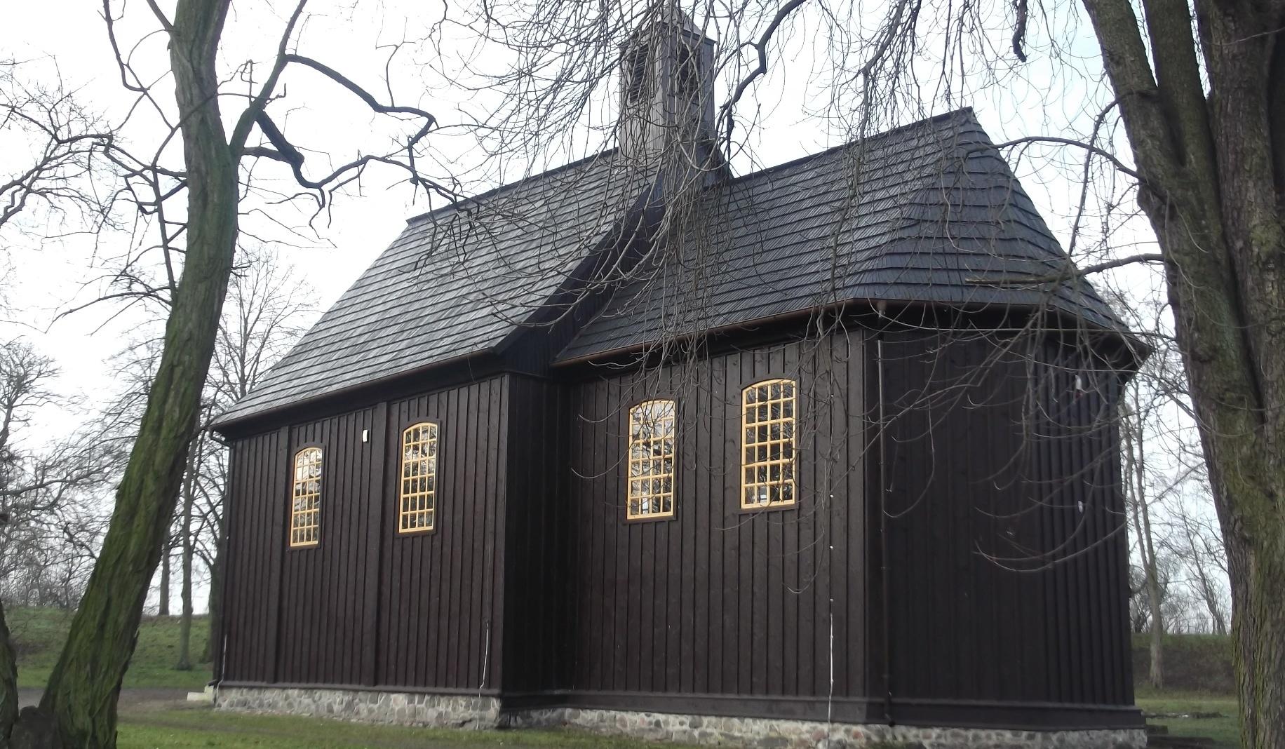 Kościół w Grodziszczku